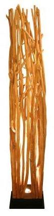 Driftwood Floor Lamp - Tall