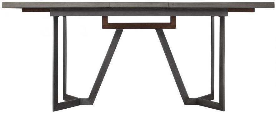 London Rectangular Extending Dining Table - 140cm-180cm