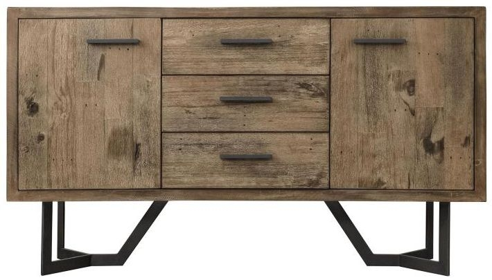 London 2 Door Medium Sideboard