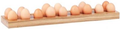 Oak Home Accessories Egg Holder For 18 Eggs