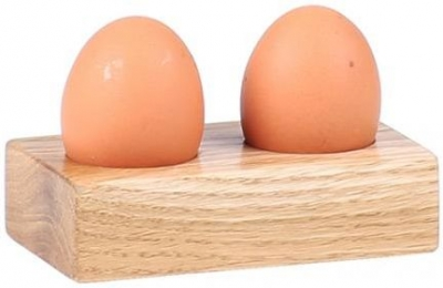 Oak Home Accessories Egg Holder