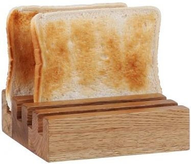 Oak Home Accessories Toast Rack