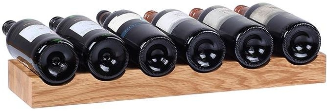 Oak Home Accessories 6 Bottle Wine Holder