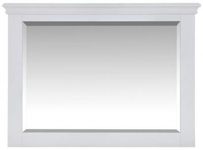 Rosa Light Grey Medium Mirror - Rectangular