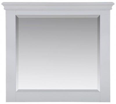 Rosa Light Grey Small Mirror - Rectangular