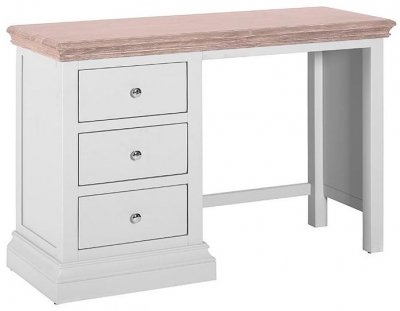 Rosa Painted 3 Drawer Dressing Table
