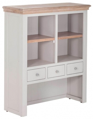 Rosa Painted 3 Drawer Hutch