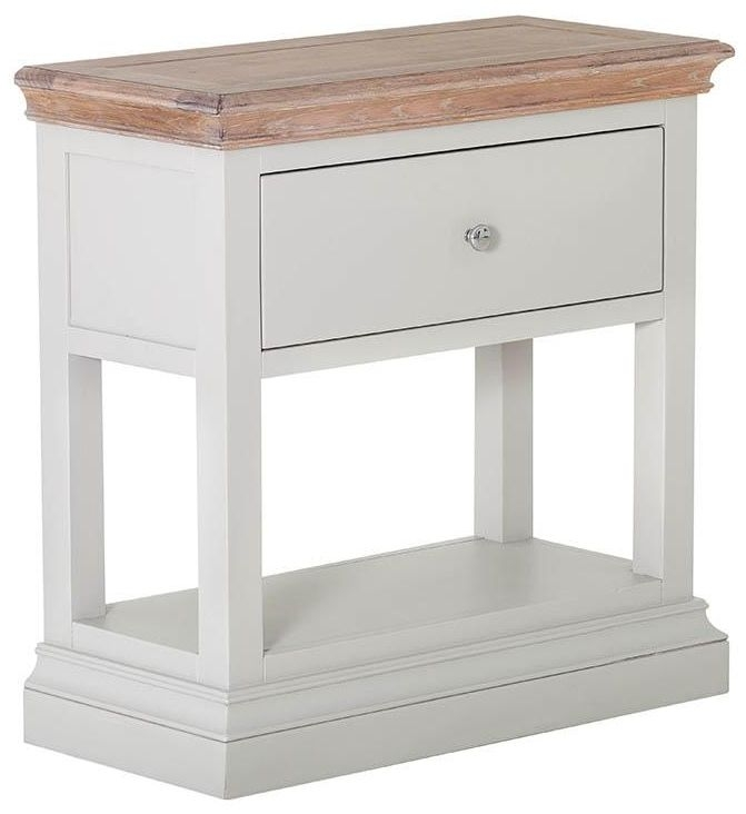 Rosa Painted 1 Drawer Console Table