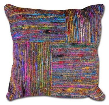 Silk Lane Cushion
