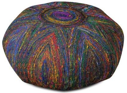 Silk Lane Pouf - TRR37