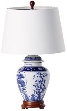 Ceramic Table Lamp - 8317