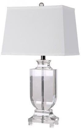 Crystal Table Lamp - 1136