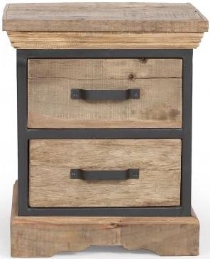 The Cosgrove Collection 2 Drawer Side Table