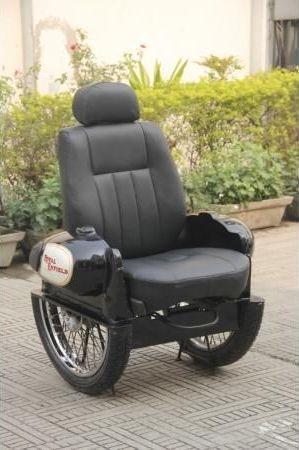 Royal Enfield Chair