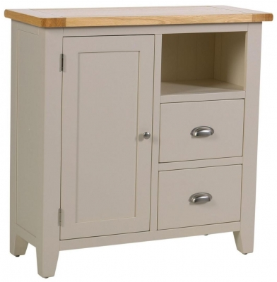 Vancouver Expressions Potters Wheel Organiser Cabinet - 1 Door 2 Drawer