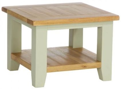 Vancouver Petite Expression Square Coffee Table