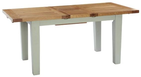 Vancouver Petite Expression Dining Table - 140cm-180cm Rectangular Extending