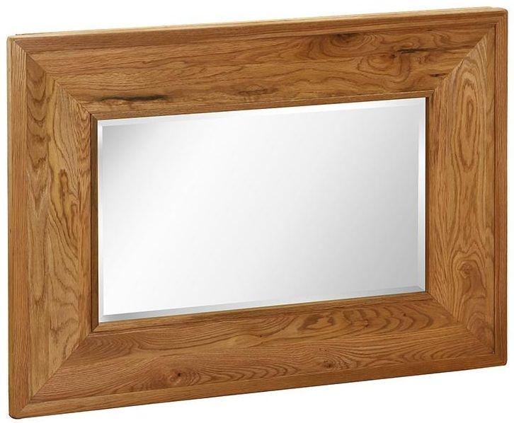 Vancouver Petite Oak Mirror