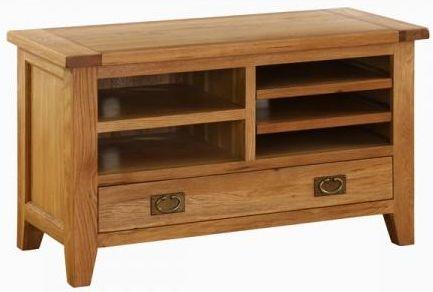 Vancouver Premium VSP 1 Drawer TV Cabinet