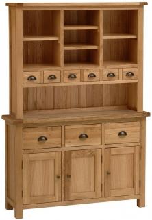 Vancouver Select Oak Dresser