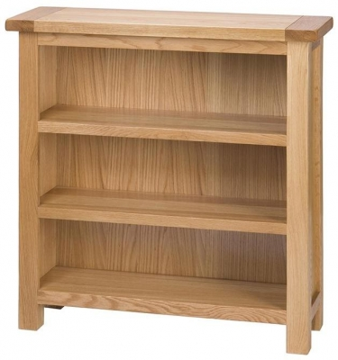 Vancouver Select Oak Occasional Bookcase