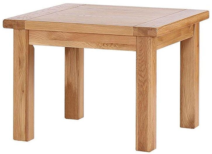 Vancouver Select Oak Coffee Table