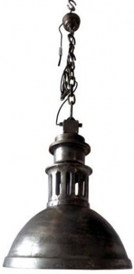 Vintage Industrial Lighting Vented Pendant Light