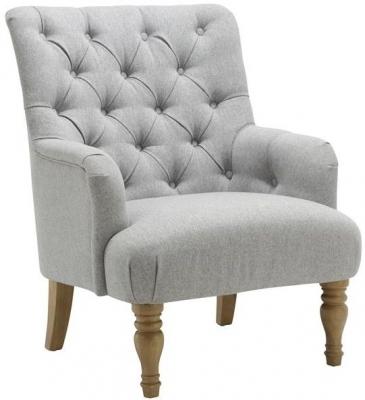 Birlea Grey Padstow Armchair