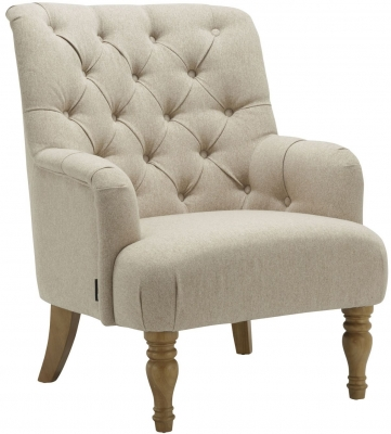 Birlea Wheat Padstow Armchair