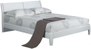 Birlea Aztec White Gloss Bed
