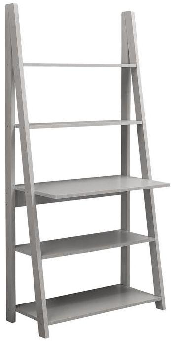 Birlea Dayton Grey Ladder Desk