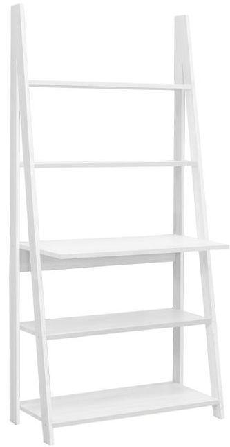 Birlea Dayton White Ladder Desk