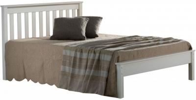 Birlea Denver Grey Painted Bed