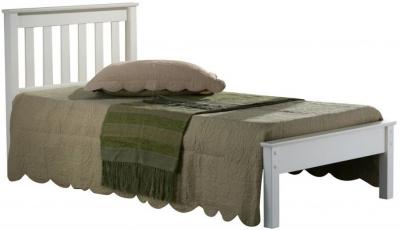 Birlea Denver White Painted Bed