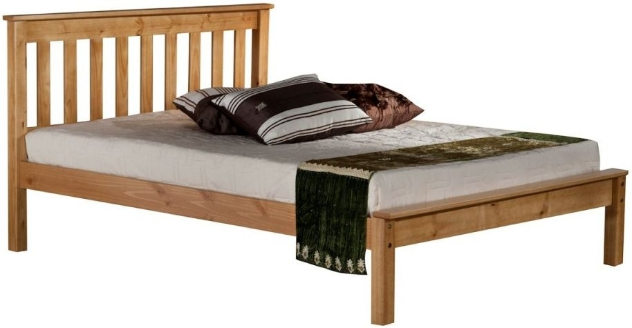 Birlea Denver Antique Pine Bed
