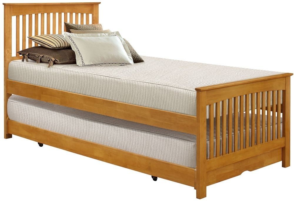 Birlea Toronto Oak Bed