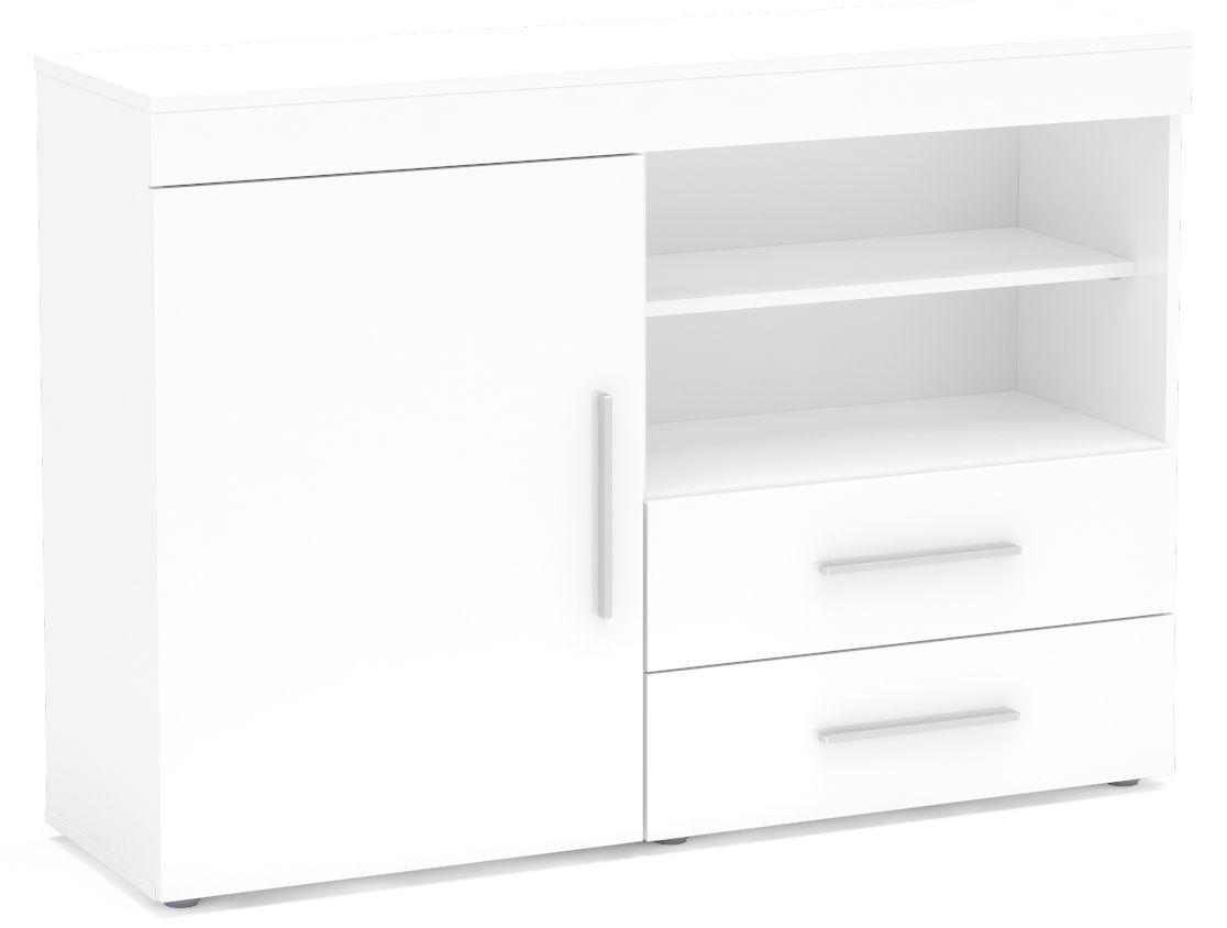 Birlea Edgeware White Sideboard