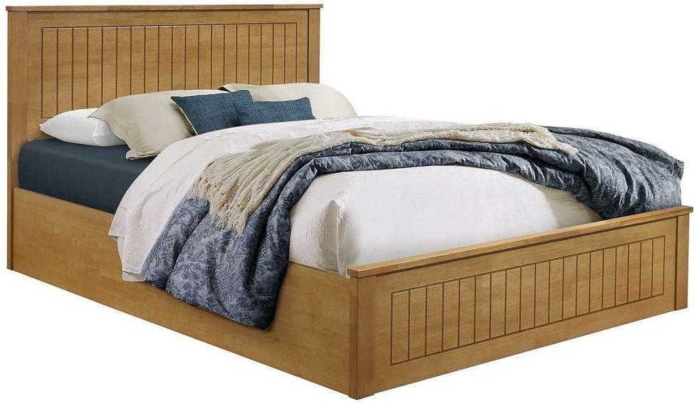 Birlea Fairmont Oak Ottoman Bed