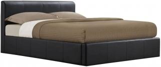 Birlea Signature Brown Faux Leather Bed