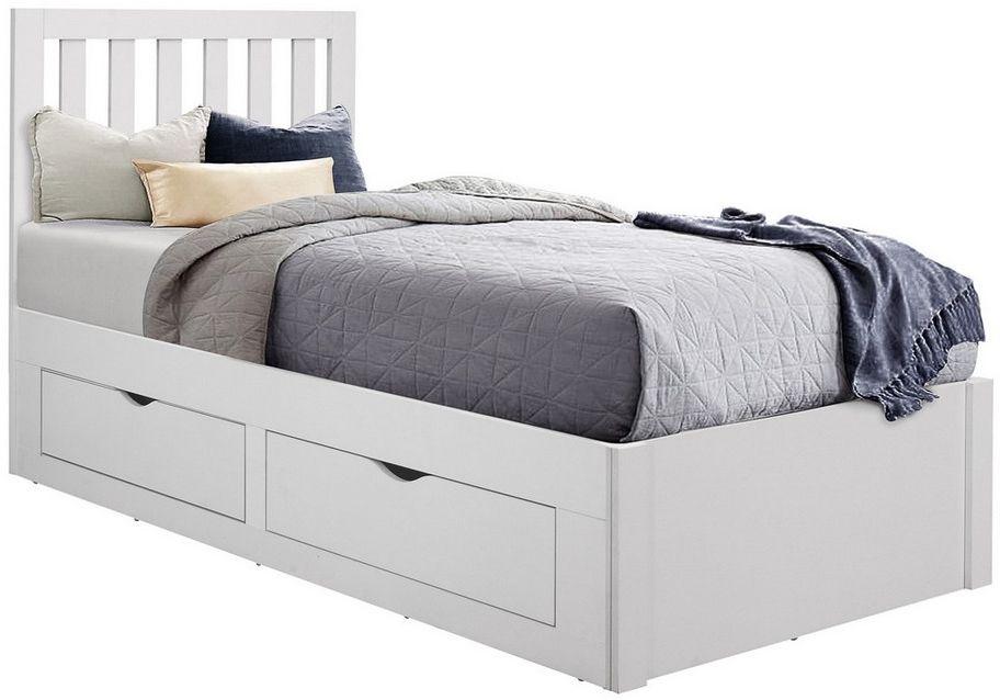 Birlea Appleby White 3ft Bed thumbnail