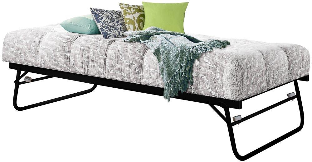 Birlea Black 3ft Trundle Bed