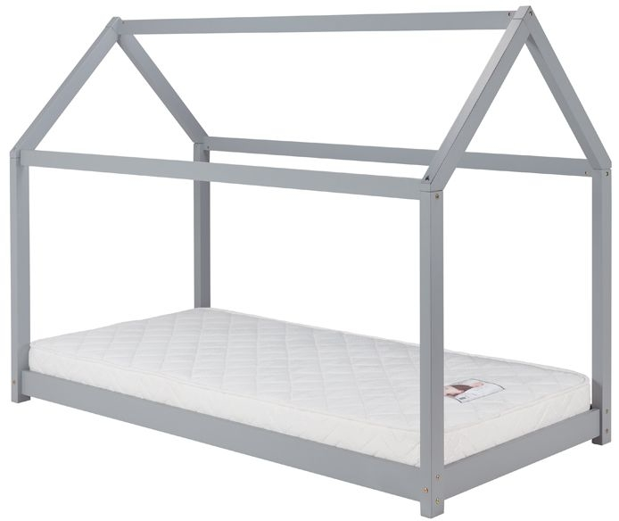Birlea Grey 3ft House Bed