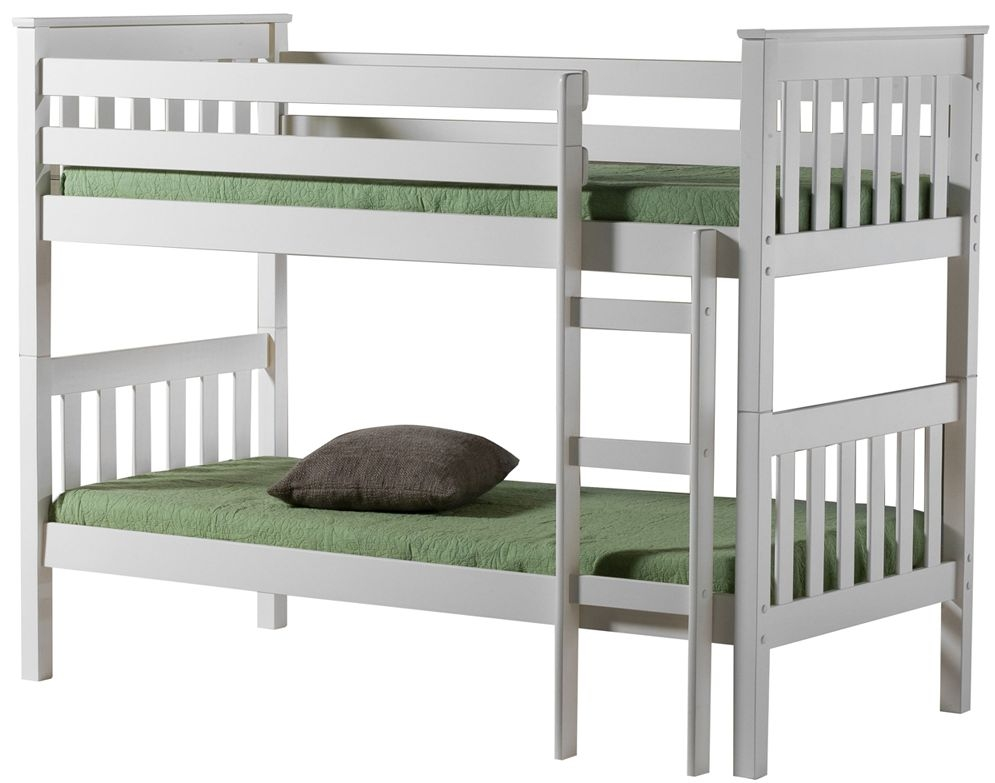 Birlea Portland White 3ft Bunk Bed