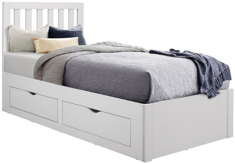 Birlea Appleby White 3ft Bed