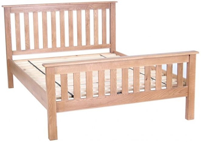 Birlea Malvern Oak High End Bed
