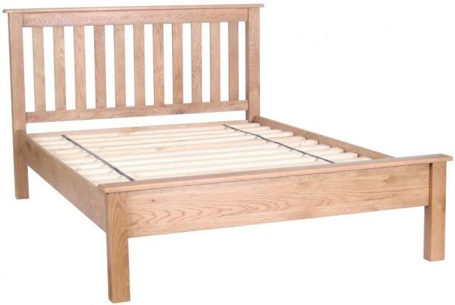 Birlea Malvern Oak Low End Bed