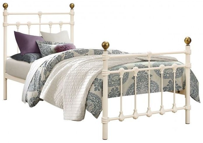 Birlea Atlas Cream Bed