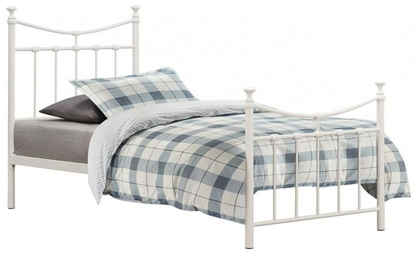 Birlea Emily Cream Metal Bed