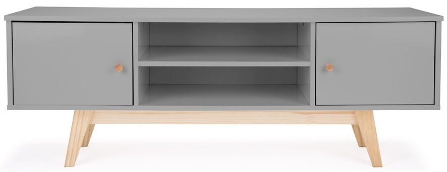 Birlea Milford Grey TV Unit