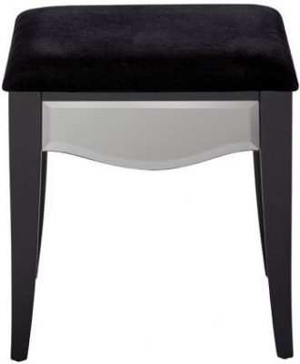 Birlea Palermo Mirrored Stool